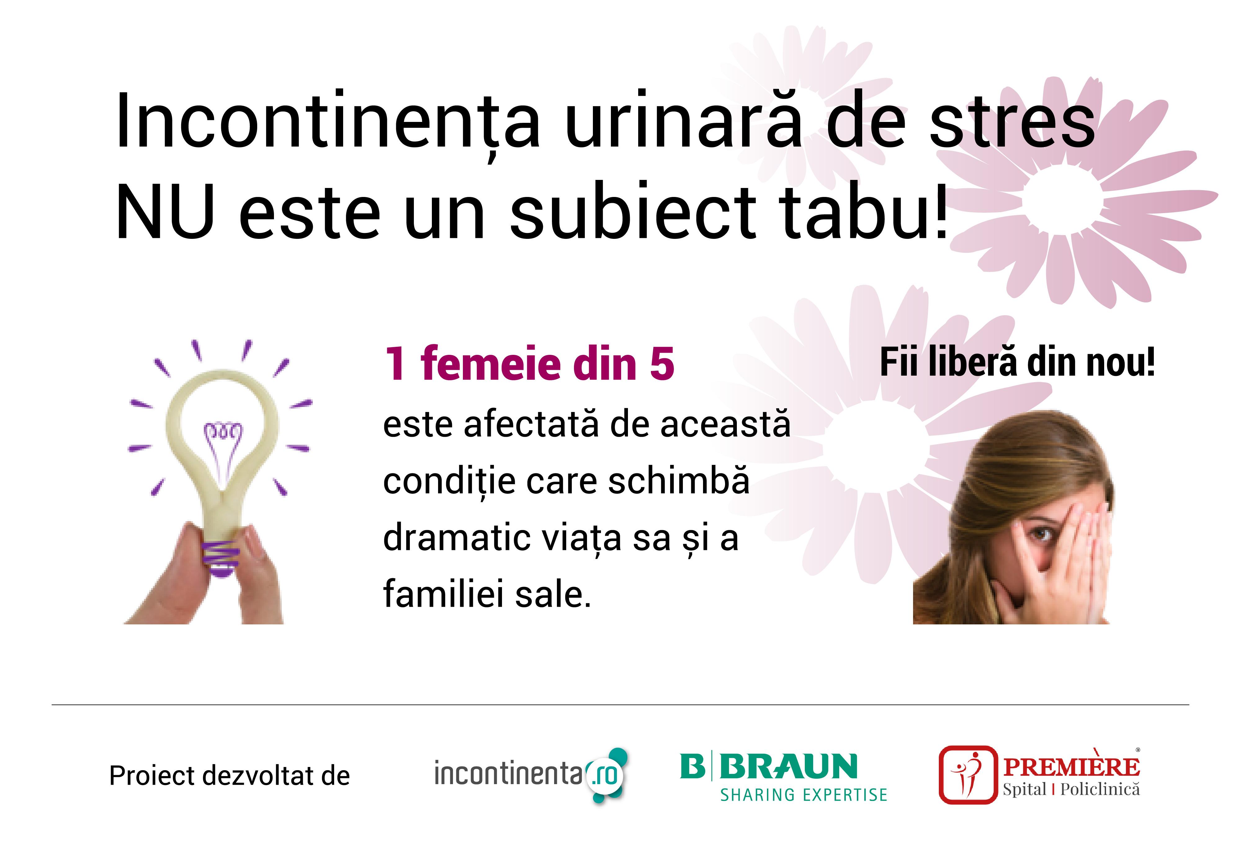 Problemele de incontinență urinară au acum soluții inovatoare