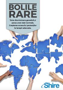 Ziua Bolilor Rare: document de poziție lansat de compania Shire
