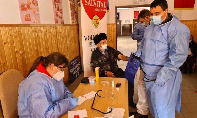 Hunedoara: Primul proiect de telemedicină în mediul rural a fost inaugurat de Asociaţia Salvital