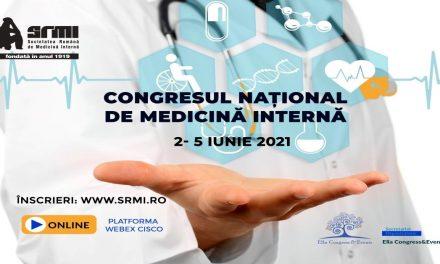Congresul Național de Medicină Internă 2021