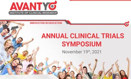 Simpozionul Anual în DomeniulStudiilor Clinice – 19 noiembrie 2021