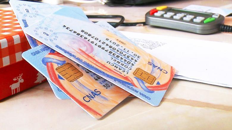 CNAS: Cardul de sănătate nu va fi utilizat până la 30 septembrie în asistenţa medicală primară şi ambulatorie de specialitate