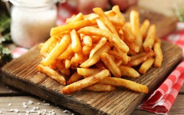 Alimentele prăjite, factor important în apariţia bolilor de inimă şi a accidentului vascular cerebral (studiu)