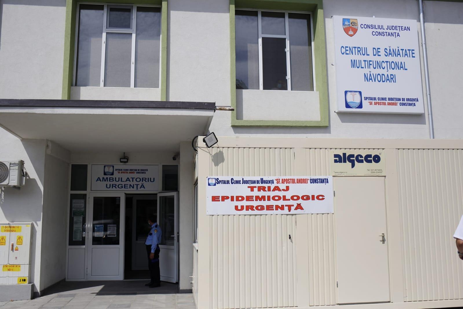 A fost inaugurat Centrul Multifuncţional de Sănătate din oraşul Năvodari