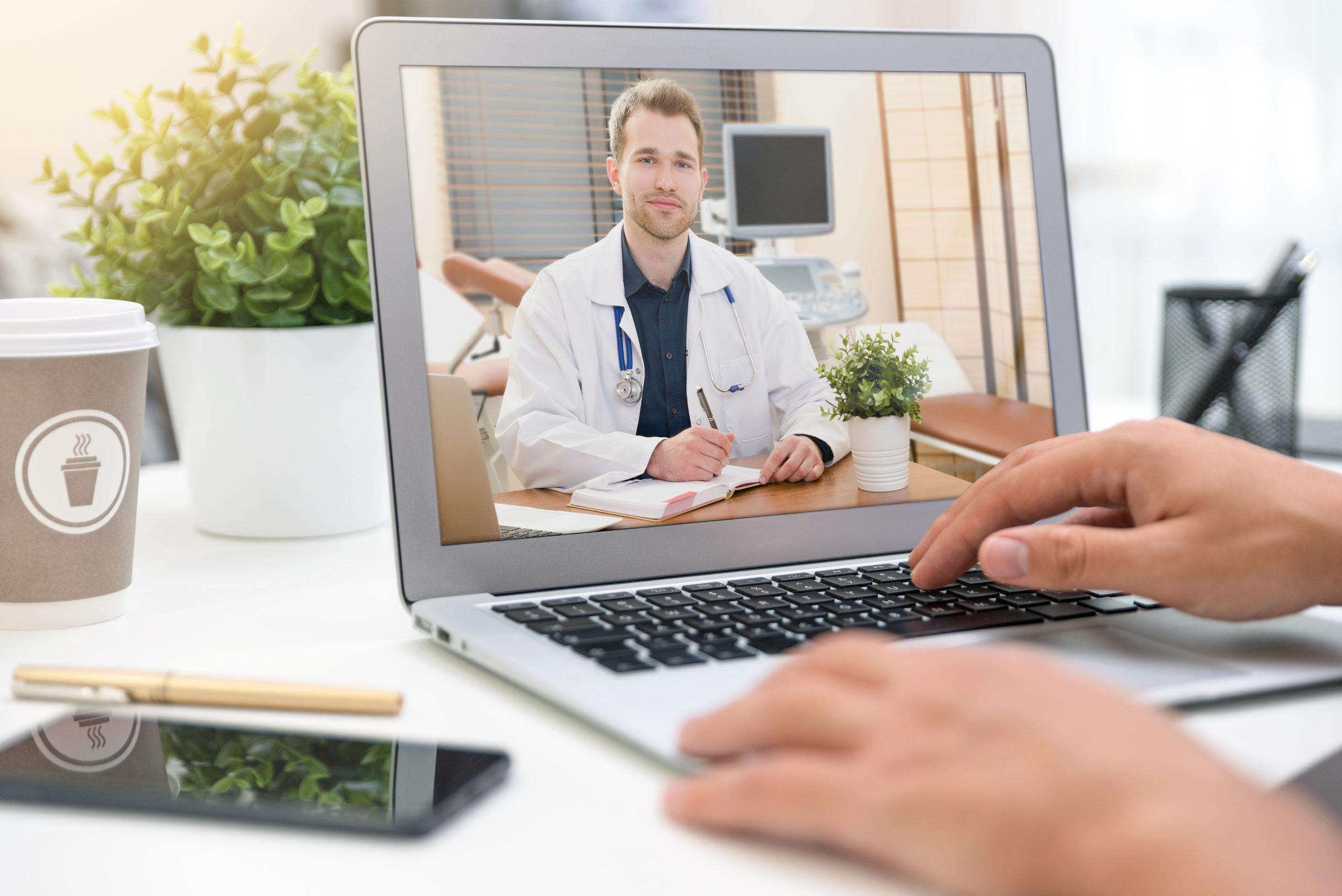 Consultaţii gratuite on-line la 18 spitale din Capitală