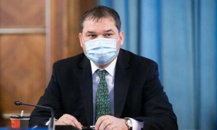 Ministrul Sănătăţii: Vrem să ajungem la 1.500 de paturi ATI funcţionale