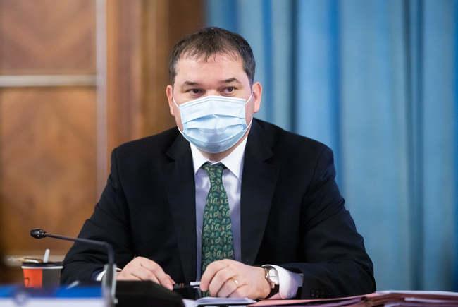 Ministrul Sănătăţii cere direcţiilor de sănătate publică să pună în aplicare planurile de rezilienţă