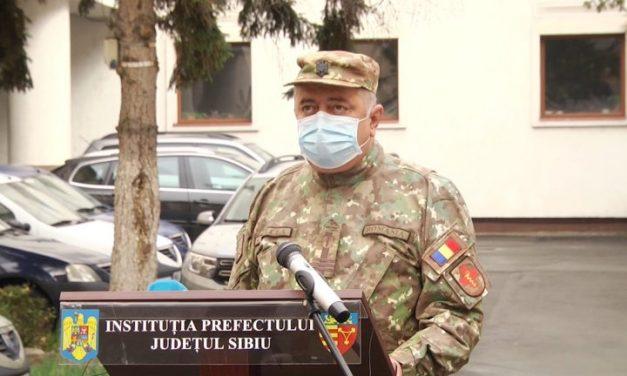 Directorul DSP Sibiu: Suntem pregătiţi pentru un posibil al treilea val de COVID-19 în judeţ