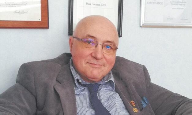 Prof. dr. Dan Mircea Enescu, ales preşedinte al Consiliului Naţional al Siguranţei Pacientului