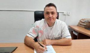 Medicul Răzvan Dedu, noul director medical al Spitalului Județean de Urgență Buzău
