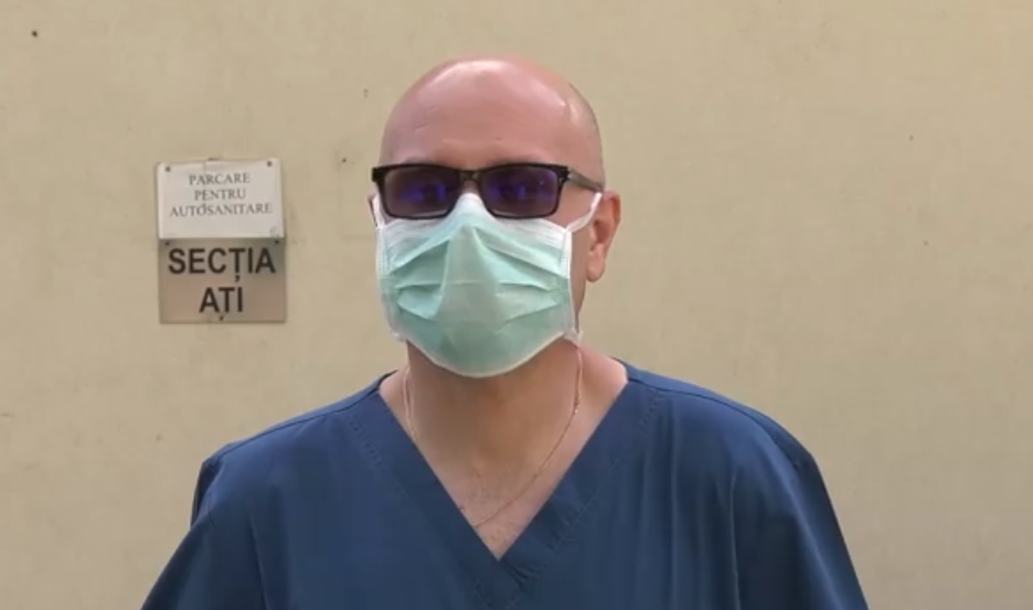 Dr. Augustin Tudose: Există un număr mare de oameni care nu cred în virusul SARS-CoV-2
