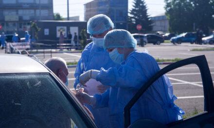 Galaţi: Centrul de vaccinare drive-through îşi prelungeşte activitatea până pe 8 iunie