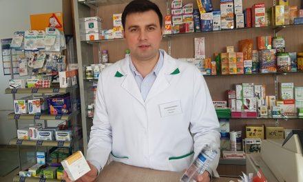 Un tânăr farmacist lansează patru seruri 100% românești