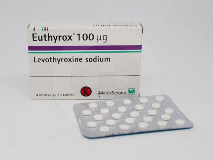 ANMDMR anunță intrarea în România a unor cantități importante de Euthyrox