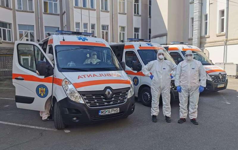 Şapte angajaţi ai SAJ Harghita, infectaţi cu noul coronavirus