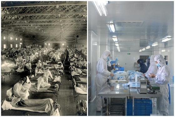 Cum am evoluat în 100 de ani: Gripa spaniolă din 1918 vs. COVID-19