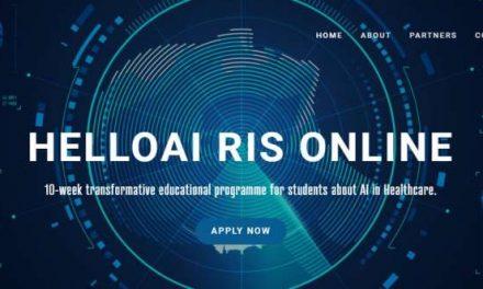 Training pentru instruirea profesioniștilor din sănătate în domeniul Inteligenței Artificiale