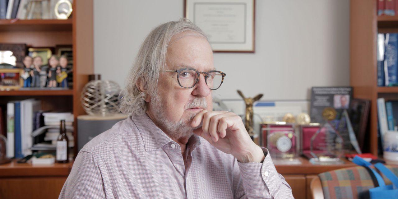 Laureatul Premiului Nobel James P. Allison tratează cancerul cu imunoterapie