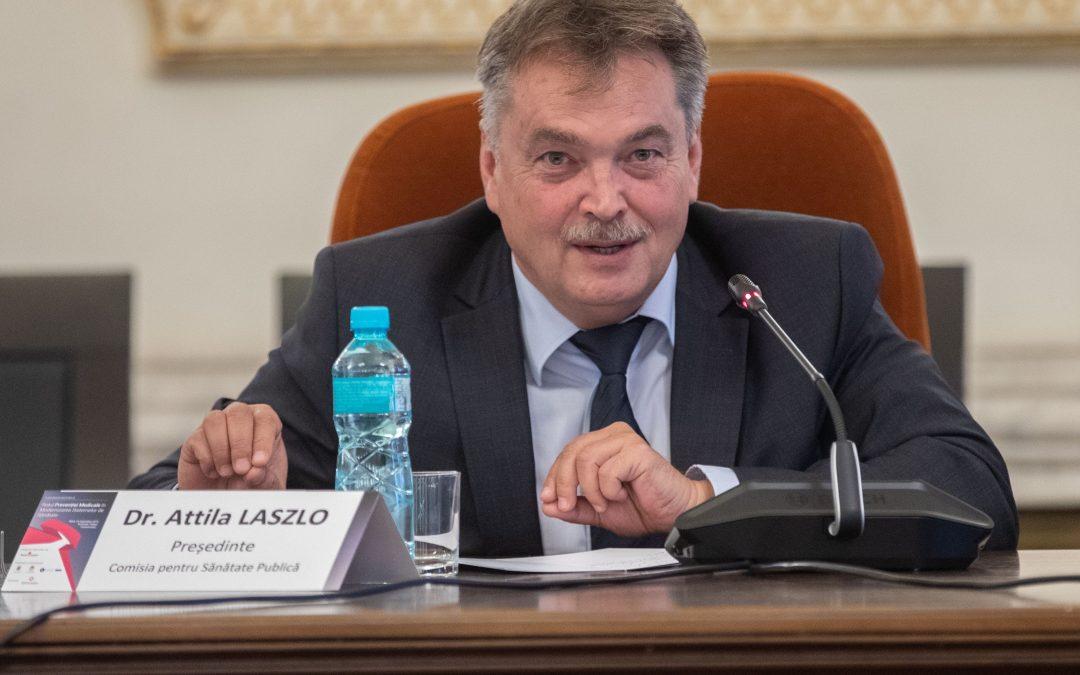 Laszlo Attila: Din cauza scăderii accesibilităţii la serviciile medicale, ajungem să nu mai avem farmacii
