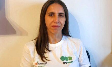 Marinela Debu, președinte APAH-RO: Cea mai bună modalitate de încurajare a testării este reprezentantă de acțiunile de testare în stradă