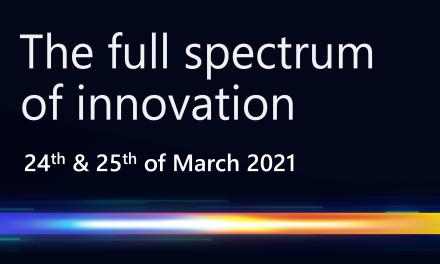 Despre tehnologie, digitalizarea afacerilor și noi oportunități la Microsoft Envision Forum 2021