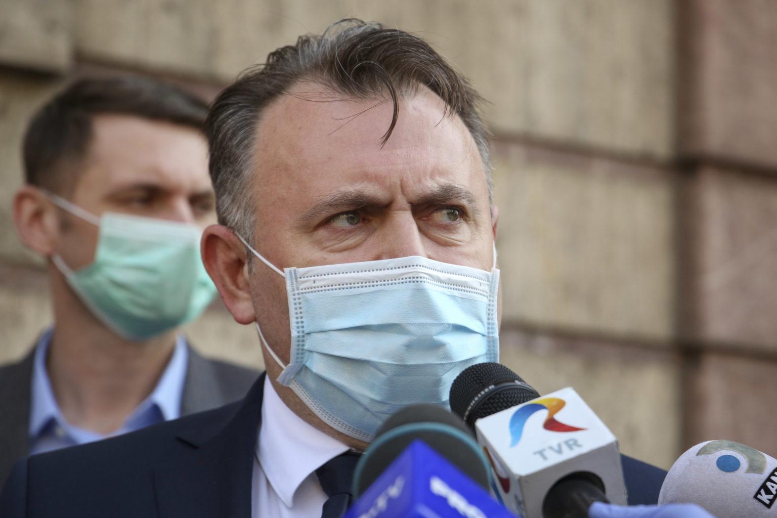 Tătaru: Spitalizarea pacienţilor cu coronavirus nu poate fi condiţionată în prezent; medicul de familie trebuie să acorde concediu medical