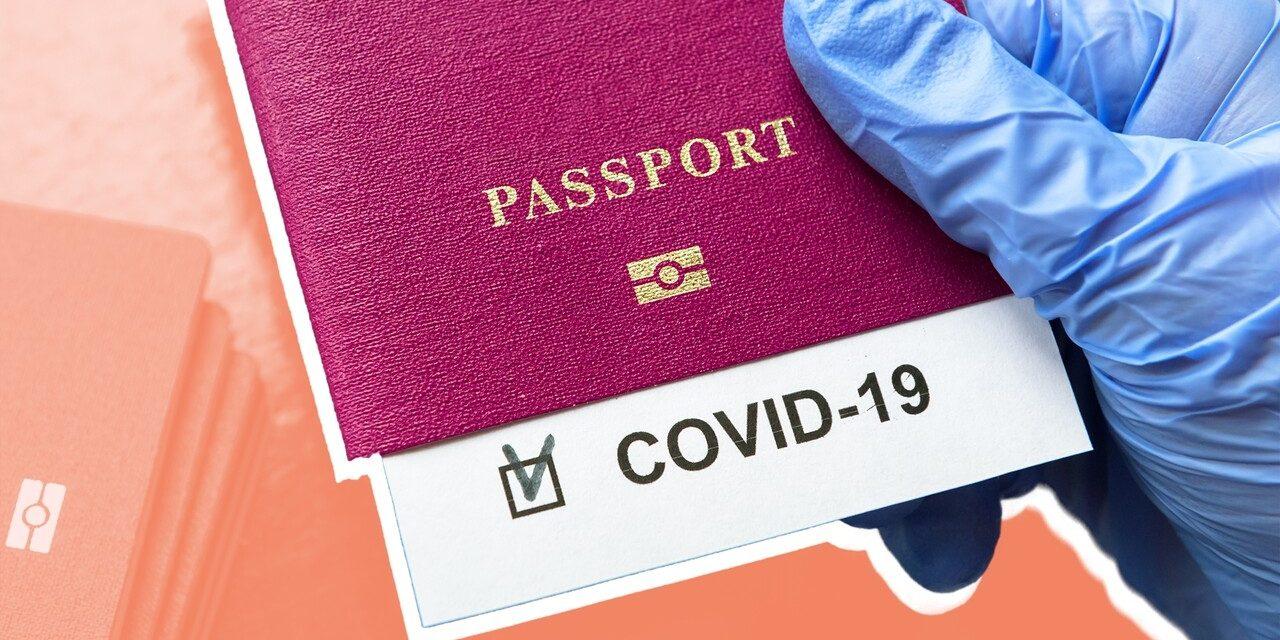 """OMS va dezbate posibilitatea folosirii """"paşapoartelor de vaccinare"""" în călătoriile internaţionale"""