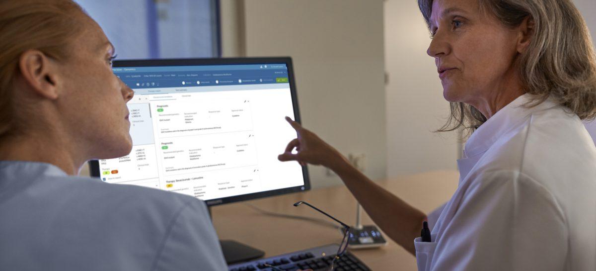 Philips și MD Anderson colaborează pentru a facilita tratamente personalizate oncologice și pentru a analiza studiile clinice în baza markerilor genomici