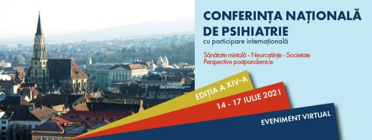 Conferința Națională de Psihiatrie, ediția a XIV-a