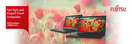 Gama LIFEBOOK U9311/U9311X: notebook-uri adaptate stilului de lucru actual