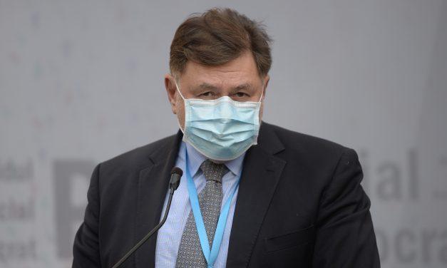 Alexandru Rafila: Ar trebui să intre rapid în atenţia Parlamentului o regândire a principalelor capitole din Legea sănătăţii