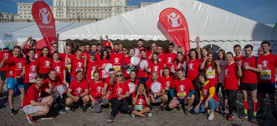 Semi-maraton București: Medicii aleargă, pentru ca toți copiii care au nevoie de tratament medical imediat să treacă cu bine linia de sosire