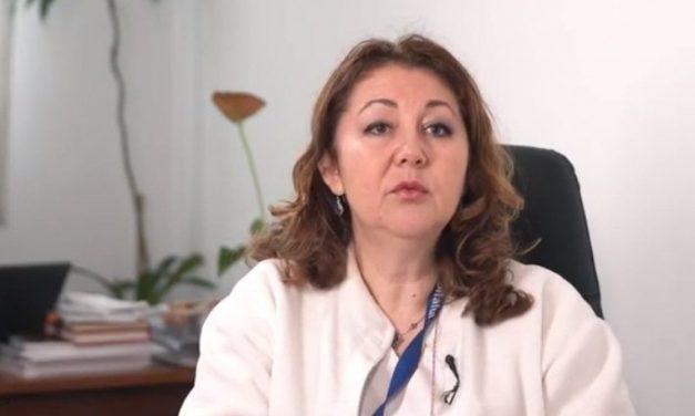 Conf. Dr. Simin Aysel Florescu: Spitalul se umple cu pacienți cu forme severe și critice de COVID-19