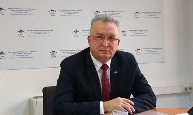 Preşedintele CJAS Sibiu consideră că e nevoie de mai mulţi bani pentru decontarea  analizelor şi îngrijirii la domiciliu