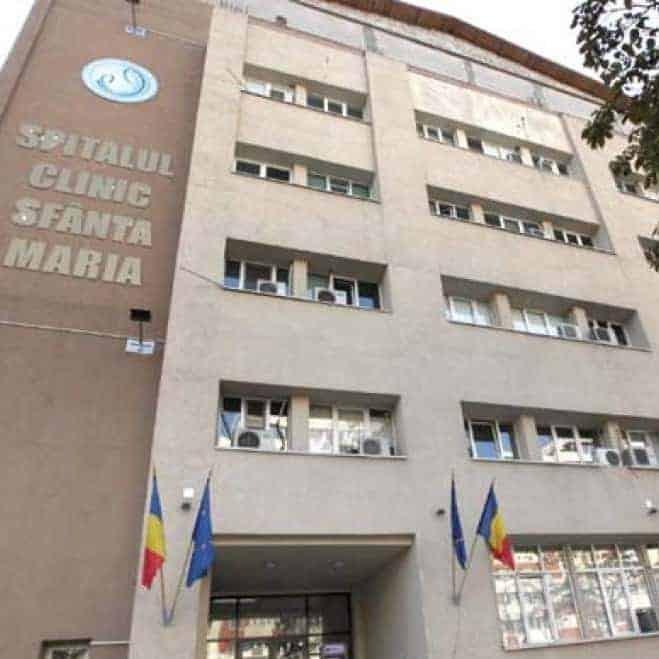 """Un Centru de Transplant multi-organ va fi realizat la Spitalul """"Sfânta Maria"""" din Capitală"""