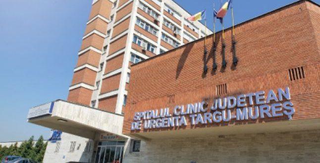 Secţiile de Obstetrică-Ginecologie şi Neonatologie ale SCJU Mureş şi-au restrâns activitatea după infectarea cu COVID-19 a 19 cadre medicale