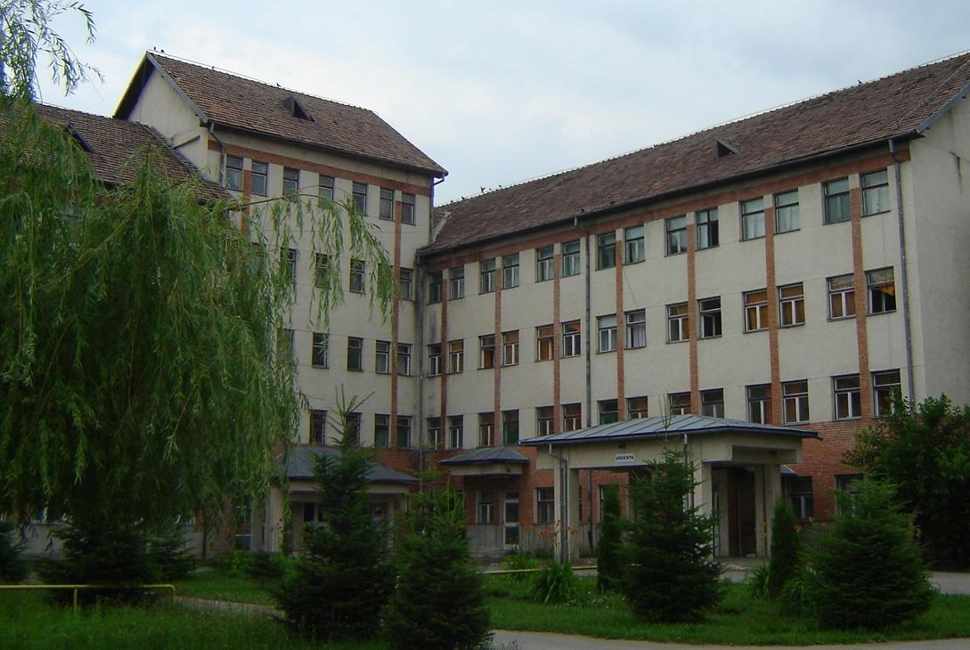 Focar de COVID-19 la Secţia de psihiatrie a spitalului din Beclean