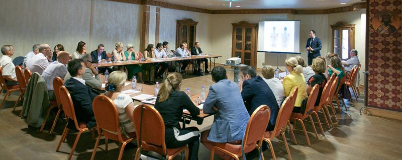 Factori de decizie din sistemul sanitar au discutat despre inovație în medicină, pe 13 iunie, în București