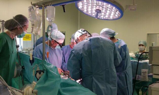 2 transplanturi de cord, 64 renale şi 21 hepatice, realizate până în prezent în 2021