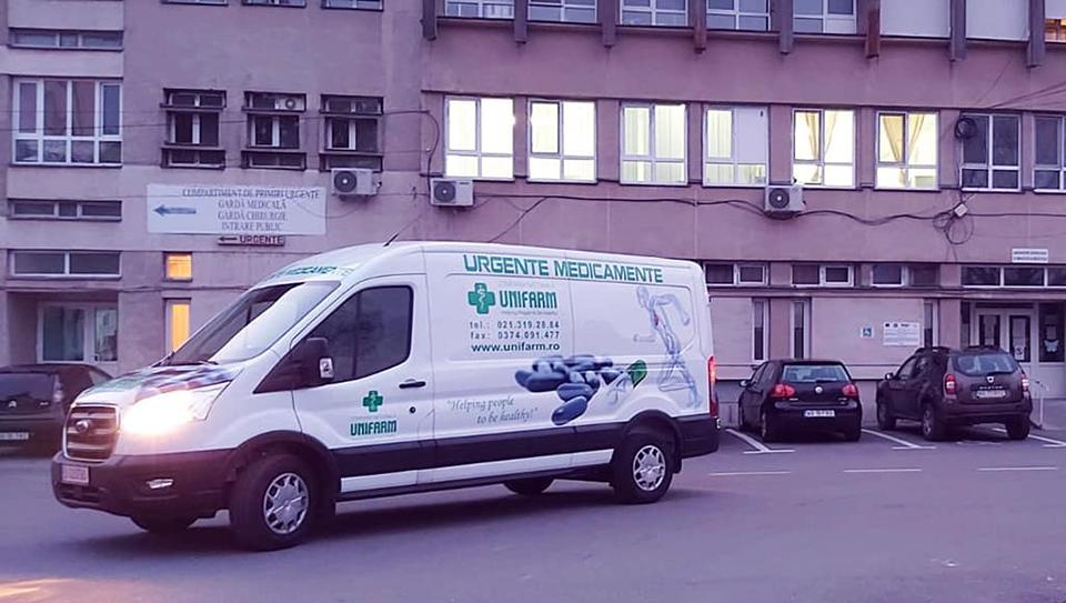 Ministrul Sănătăţii dă asigurări că Unifarm are stocuri de echipamente, materiale sanitare şi medicamente