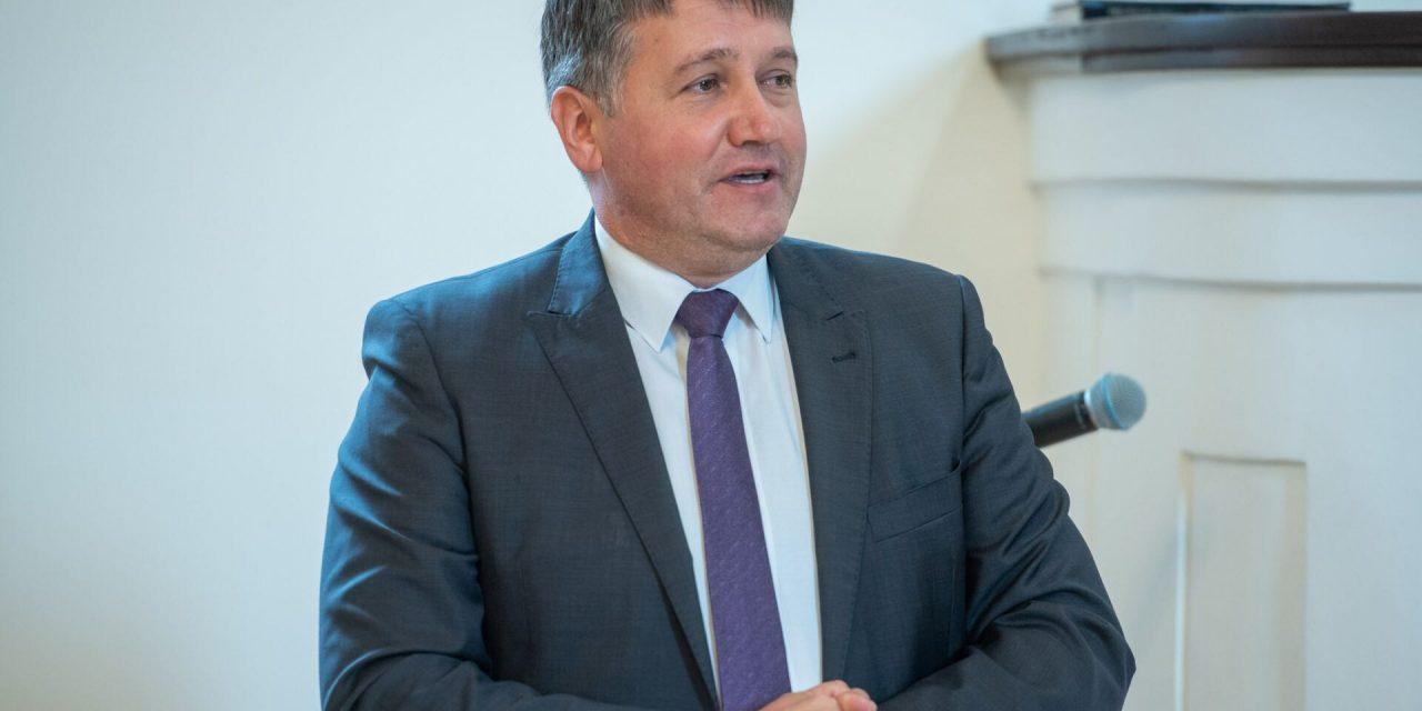 Vass Levente – secretar de stat la Ministerul Sănătăţii