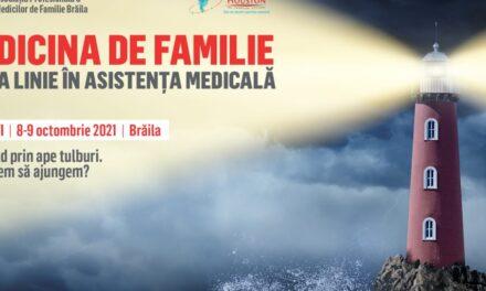 Conferința de Medicină de Familie: 8-9 octombrie 2021