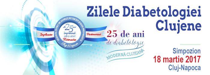 """Simpozionul științific """"Zilele diabetologiei moderne clujene – Prezent și viitor în bolile metabolice"""" are loc pe 18 martie"""