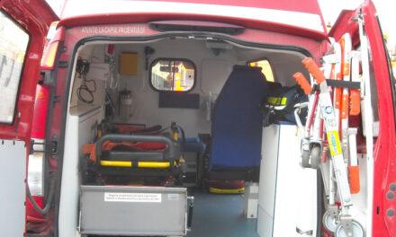 CJSU Suceava a decis ca ambulanţa C1 TIM să fie operaţională non-stop din 16 august