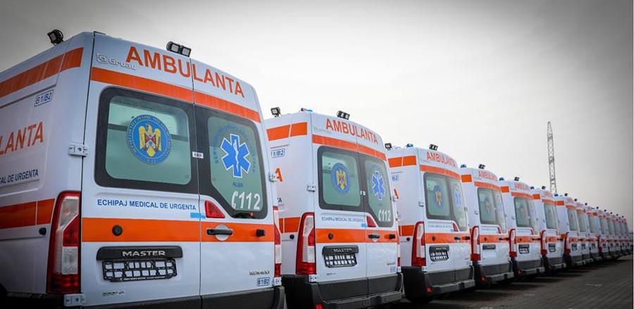 Gheorghe Chiş (Ambulanţa): Vom obţine ca personalul operativ de intervenţie din serviciile de ambulanţă să beneficieze de stimulentul de 2.500 de lei