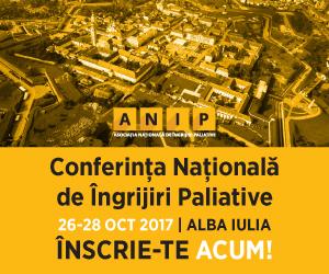 A XVIII-a editie a Conferintei Nationale de Ingrijiri Paliative se desfasoara la Alba Iulia