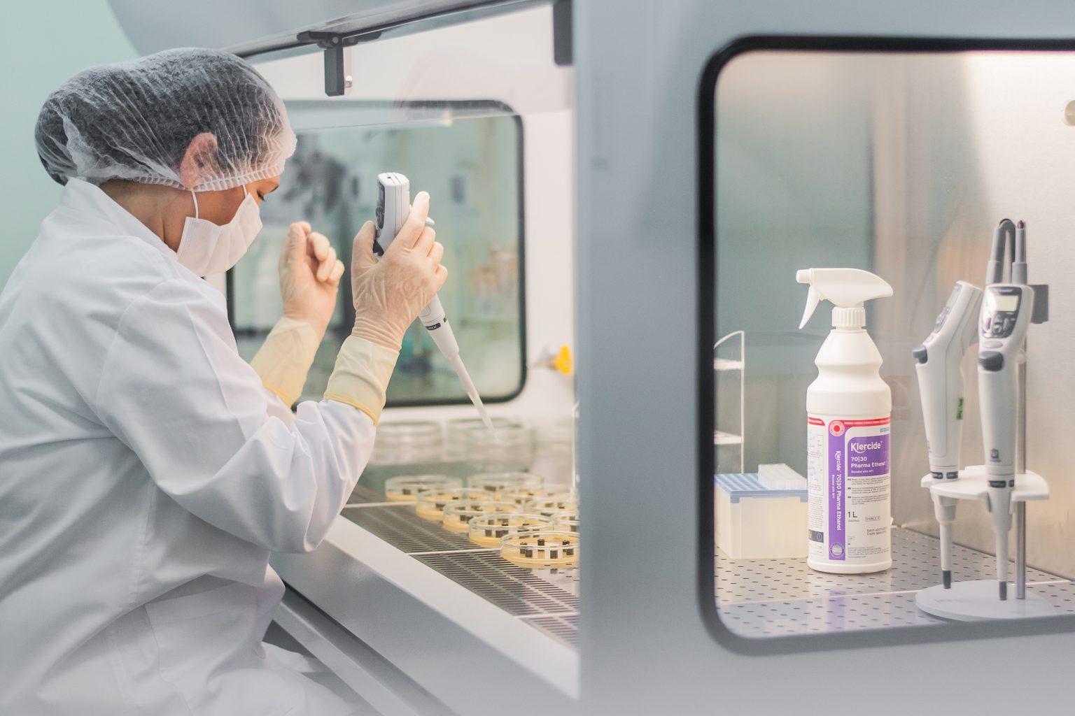 Demersuri pentru demararea producției de Hidroxiclorochină la Antibiotice Iași