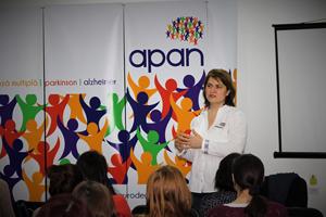 """Asociația Pacienților cu Afecțiuni Neurodegenerative din România a organizat seminarul """"Frica și scleroza multiplă"""""""