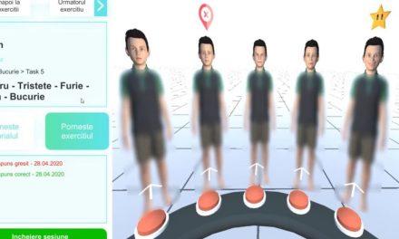 Un avatar 3D îi va ajuta pe copiii cu autism să înveţe emoţiile
