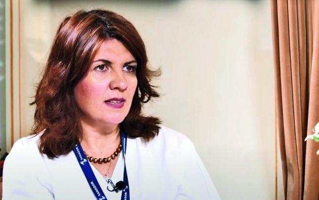 Cătălina Trifan, medic primar Medicină Internă: SARS-CoV-2 declanşează forma extremă de pneumonie